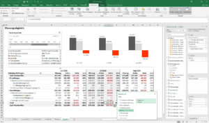Excel Adhoc Reporting for Treasury