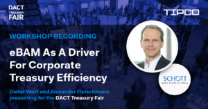 On-Demand-Webinar SCHOTT von der DACT Treasruy Fair