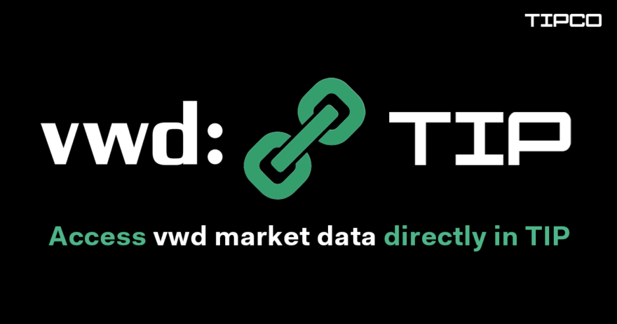 vwd market data with TIP