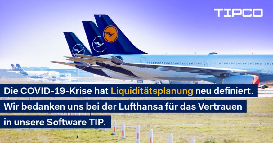 Liquiditätsplanung bei der Lufthansa