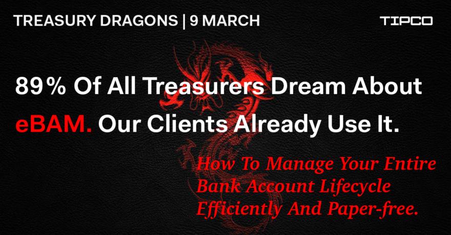 Treasury Dragons Session EBAM